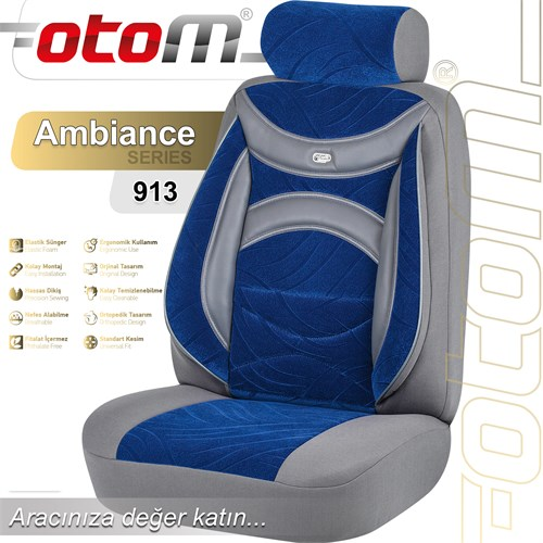 Otom Ambiance Standart Oto Koltuk Kılıfı Amb-913