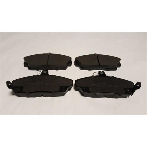 Honda Euro Cıvıc 1.4i-1.5i-1.6i Ön Fren Balatası Wva 21515