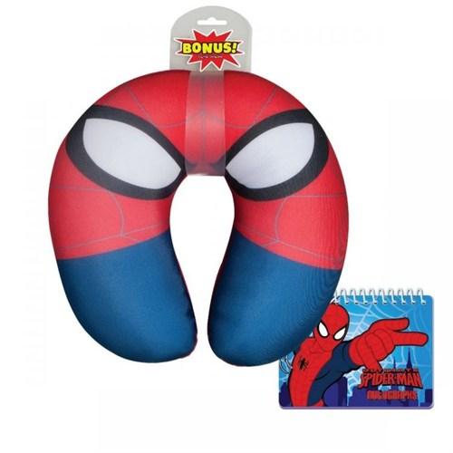 Monogram Spider-Man Defter Ve Yastık Seti