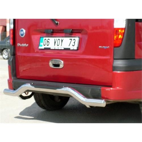 Bod Fiat Doblo Aksiyon Arka Koruma Bariyeri 2001-2009