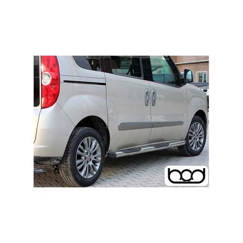 Bod Fiat Doblo Uzun Sport Yan Koruma 2010-2015