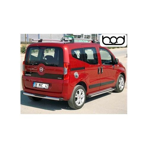 Bod Fiat Fiorino Sport Arka Koruma Bariyeri 2008-2015