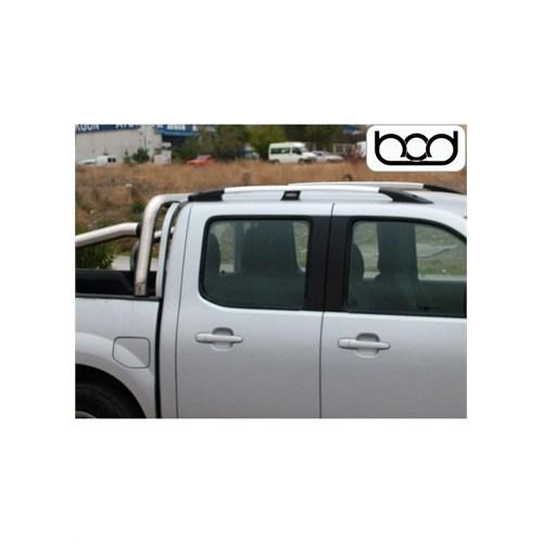 Bod Ford Ranger Alüminyum Port Bagaj-Parlak 2006-2011