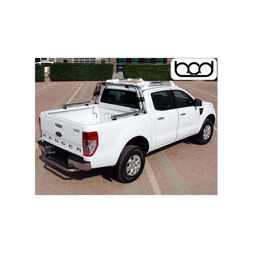 Bod Ford Ranger Double Rollbar (60 Mm) 2012-2015