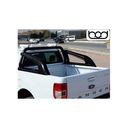 Bod Ford Ranger Proguard Rollbar-Siyah 2012-2015