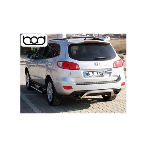 Bod Hyundai Santa-Fe Özel U Arka Koruma 2006-2016