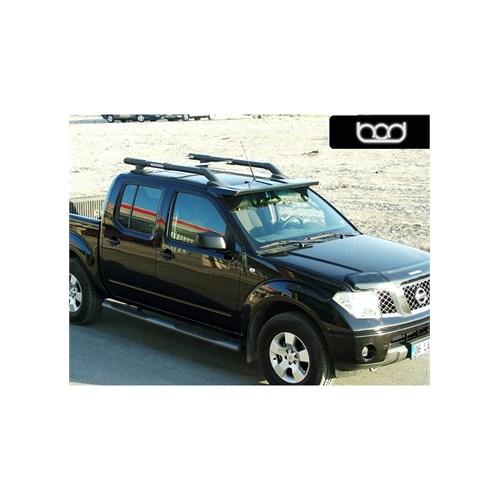 Bod Nissan D40 Navara Maxport Bagaj Sistemi Füme 2005-2015