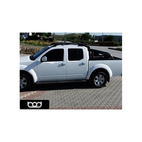 Bod Nissan Navara Proguard Rollbar 2005-2013