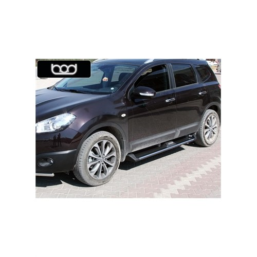 Bod Nissan Qashqai Anatolia Diamond Yan Koruma 2010-2014