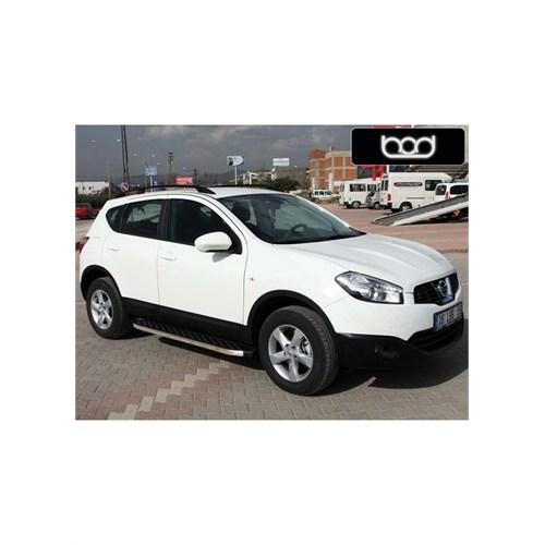 Bod Nissan Qashqai Hitit-X Silver Yan Koruma 2007-2014