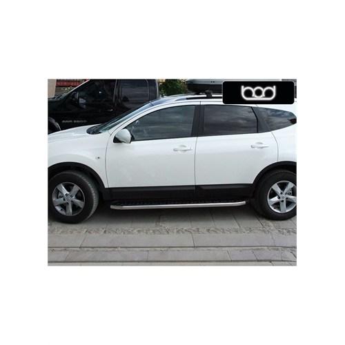 Bod Nissan Qashqai Hitit-X Silver Yan Koruma 2010-2014