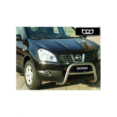 Bod Nissan Qashqai Toros (60Mm) Ön Koruma 2010-2014