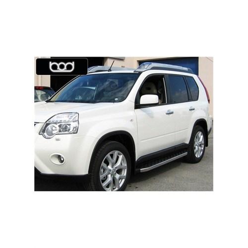 Bod Nissan X-Trail Hitit-X Silver Yan Koruma 2007-2014