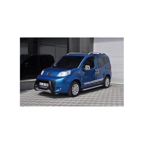 Bod Peugeot Partner Alüminyum Basamak Bry-745
