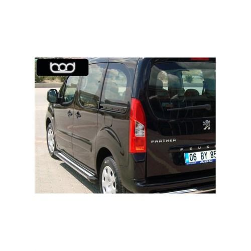 Bod Peugeot Partner Tepee Gordion Yan Koruma 2008-2015