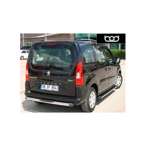 Bod Peugeot Partner Tepee Sport Arka Koruma 2008-2015