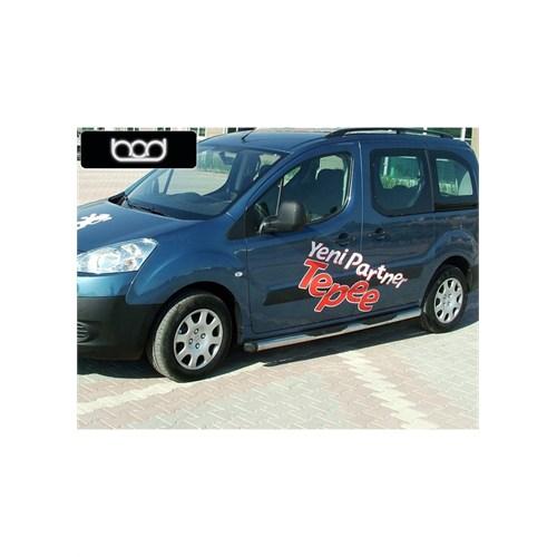 Bod Peugeot Partner Tepee Sport Yan Koruma 2008-2015