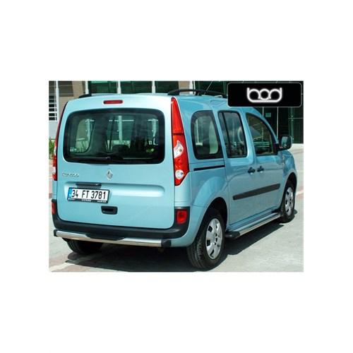 Bod Renault Kangoo Sport Arka Koruma Bariyeri 2008-2016