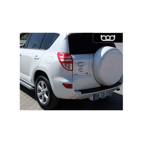 Bod Toyota Rav4 Alüminyum Port Bagaj Parlak 2006-2012