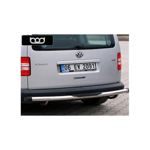 Bod Vw Caddy Sport Arka Koruma Bariyeri 2004-2010