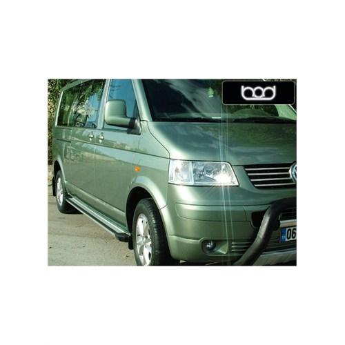 Bod Vw Transporter T5 Gordion Yan Koruma 2003-2012