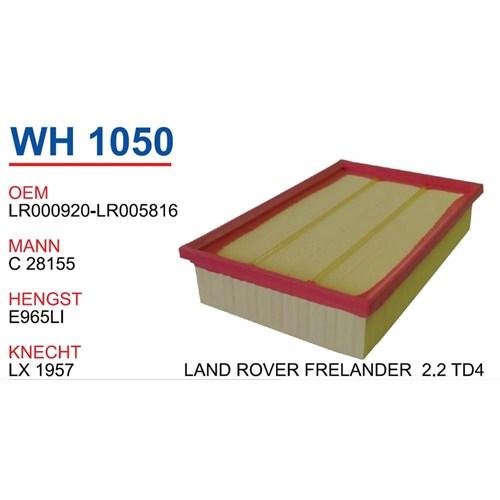 Wunder Land Rover Freelander 2.2 Td4 Hava Filtresi Oem No:Lr000920-Lr005816