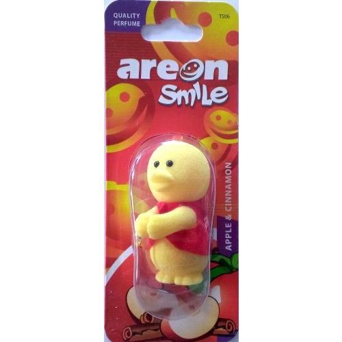 Areon Smile Vanilyalı Peluş Figürlü Asma Koku 104615