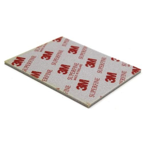 3M SupeFine Soft Sünger Zımpara 102202