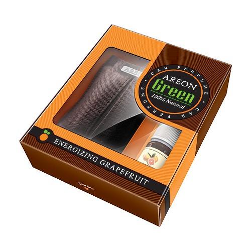 Areon Green % 100 Doğal Greyfurt Yağı 104215