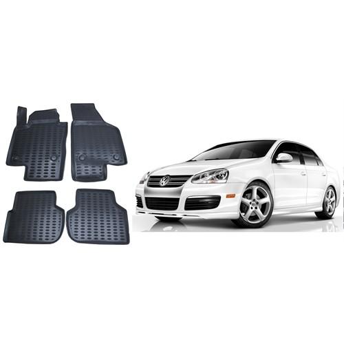 ModaCar VW Jetta 2005-2010 Arası 3D Havuzlu Paspas 104601