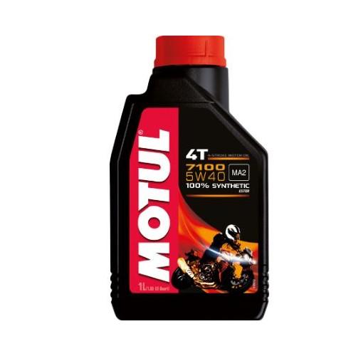 Motul 7100 5W40 4T 1 Litre Motosiklet Yağı