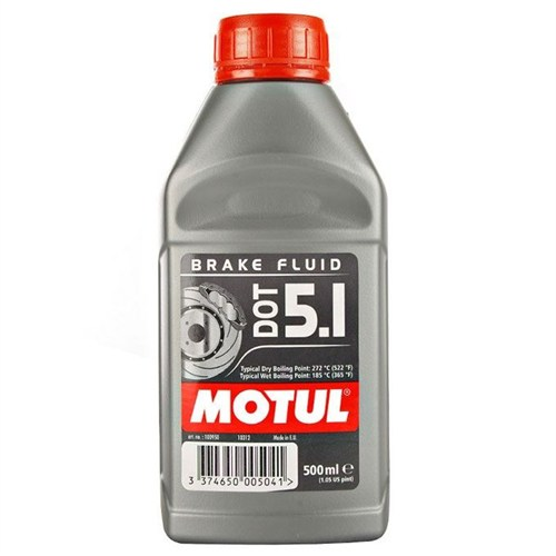 Motul DOT 5.1 Fren Hidroliği 0.5 Litre