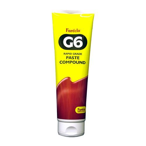 Farecla G6 Rapid Grade Compound Paste 400 Gr