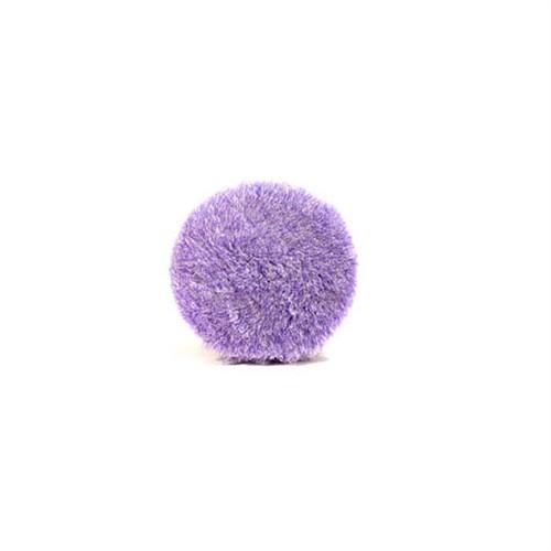 Lake Country Purple Foamed Wool Buffing Polishing Pad 130 Mm.