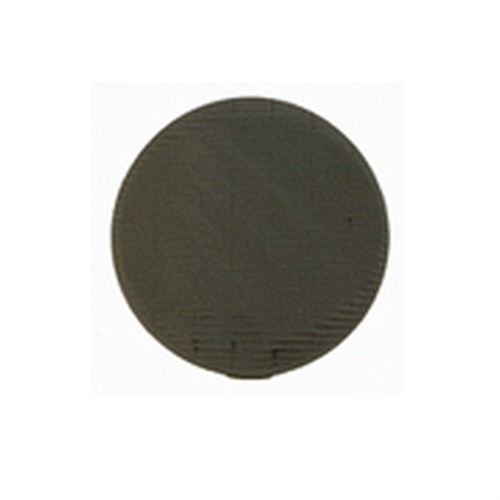 Lake Country Black Flat Finishing Foam Velcro 130 Mm