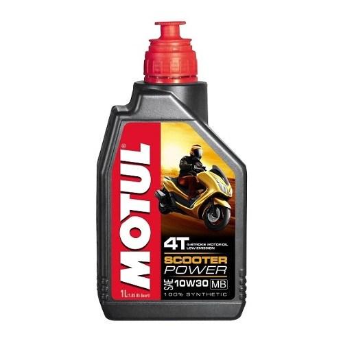 Motul Scooter Power 4T 10W30 MB 1 Litre