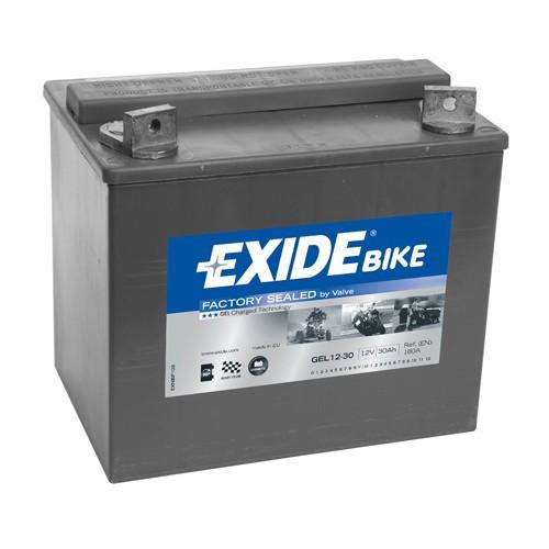 Exide 12V 30Ah 180Cca Gel12-30 Exide