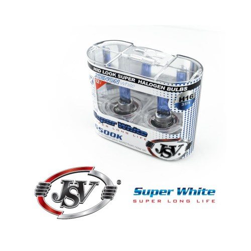 Jsv H16 Süper White Ampul