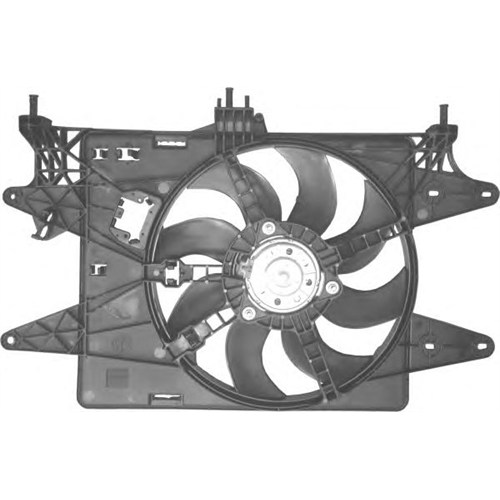 J. Deus Ev872610 Fan Motoru Doblo 10/05> 1.4