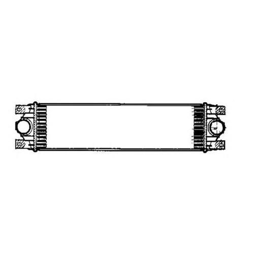 Gva 3319030 Turbo Radyatöru (Intercooler) Master Iı-Iıı-Movano 2.5Dcı (740X146x40)