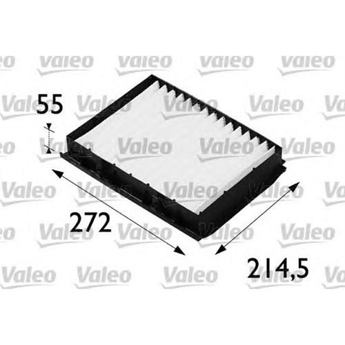 Valeo 698160 Polen Filtresi Golf Iıı 1.4-1.8 (93-99)-Vento (91-98)