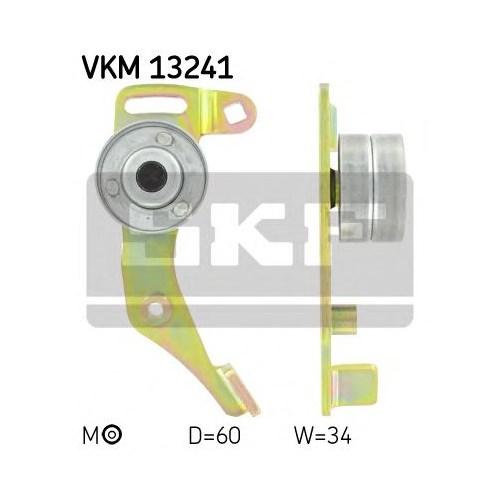 Skf Vkm13241 Eksantrik Gergi Rulmanı Ducato-Berlıngo-Jumpy-Jumper-205-306-405-Partner-Boxer-Scudo-Xsara1.9D-1.9Td