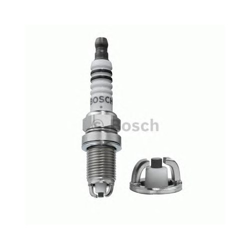 Bosch 0242235668 Buji Fr7ldc R9-R19-Mgn-Clıo-Palıo-Marea-106-206-Corsa-Astra-Vectra Çift Tırnak