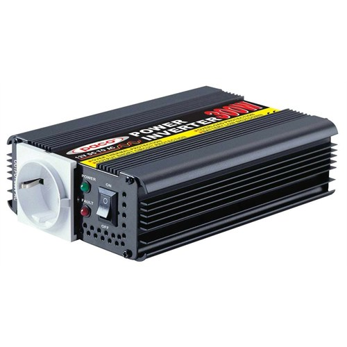 Paco 12Volt 300 Watt Inverter