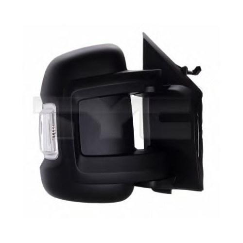 Eurocell Em-6201Eh L Dıs Dikiz Ayna Sol (Elektrıklı-Isıtmalı) Boxer Iıı-Jumper Iıı-Ducato Iıı (Cıft Camlı) Manuel Katlanır Tıp-Sınyallı-Sıyah (06->)