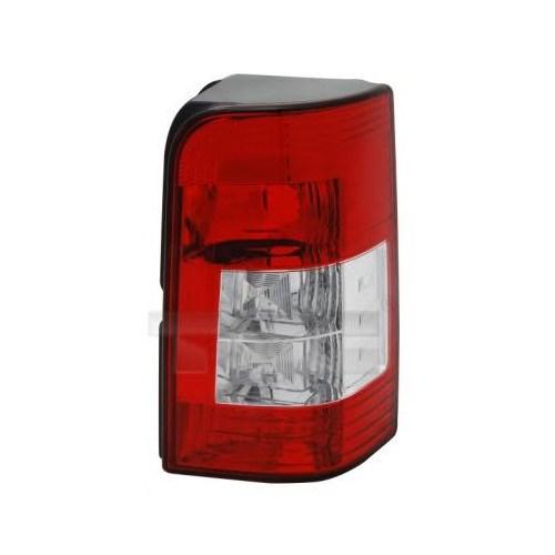 Citroen 6351Cy Stop Lambası Sag Partner Berlıngo Bagaj Kapı Tek Kapı (03-08) Orta Seffaf