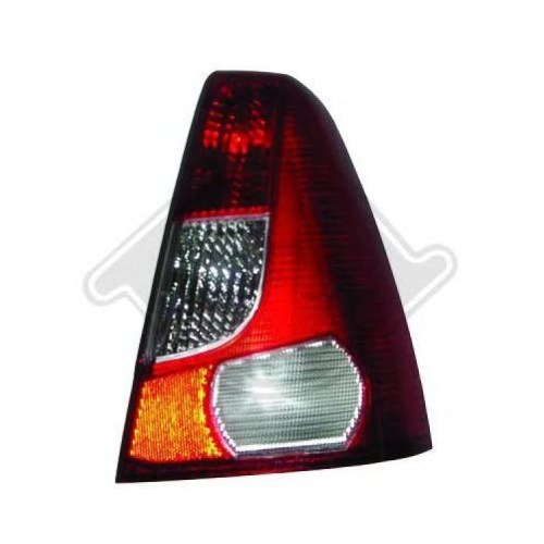 Pleksan 2281 Stop Lambası Sol Logan Sedan Kırmızı Reflektorlu 07-09 Duysuz