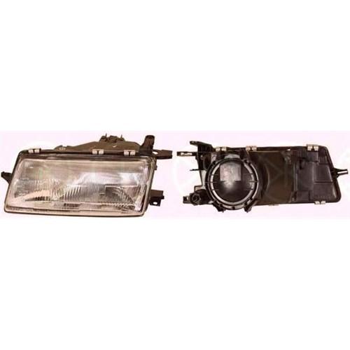 Gva Gva 2090040 Far Sağ Vectra A 02/93-11/95(Elektrikli)(H4)(Camı Bombeli Tip)