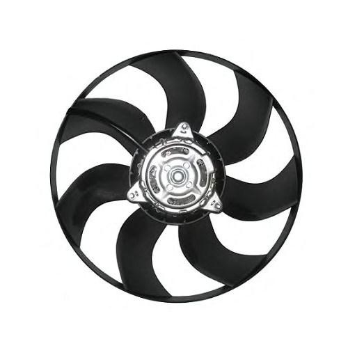 Bsg 65510010 Fan Motoru (Davlumbazlı) - Marka: Opel - Corsa C - Yıl: 06- - Motor: Z13dt-Y17dt