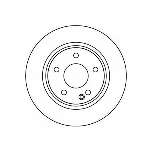 Ferodo Ddf1173 Ön Disk Ayna (Takım) A190 - Marka: Ml - W168 - Yıl: 97-04 - Motor: Bm
